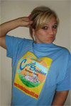 Carolina Sunshine Logo Tshirt